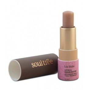 Soultree Bálsamo Labial Lotus