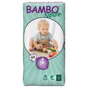 Pañal Ecológico Maxi 7-18Kg, - Bambo