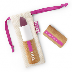 Zao Makeup Barra de Labios Soft Touch 437 Aubergine