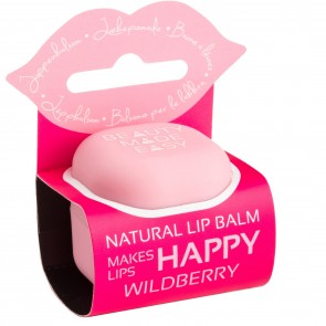 Beauty Made Easy Bálsamo Labial Wildberry