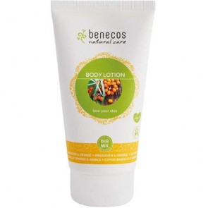 Benecos - Loción Corporal Espino Amarillo y Naranja