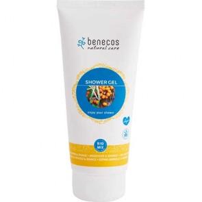 Benecos - Gel de Baño Espino Amarillo y Naranja