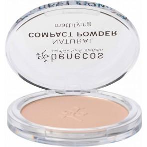 Benecos Maquillaje Polvos Compactos Sand
