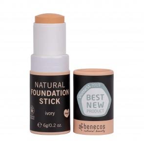 Benecos Maquillaje Natural en Stick Ivory