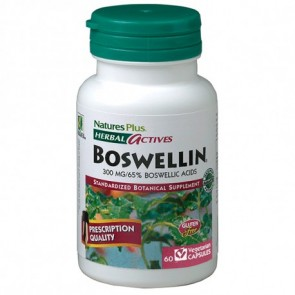 Nature's Plus Boswellin  300 Mg