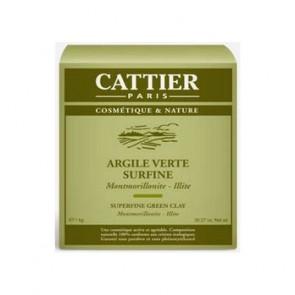 Cattier Arcilla Verde Superfina 1Kg