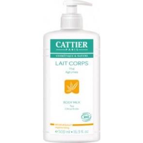 Leche Hidratante Regeneradora (Ácidos Cítricos) 500ml - Cattier