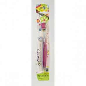 Yaweco Cepillo Dental Kids Magic Rosa