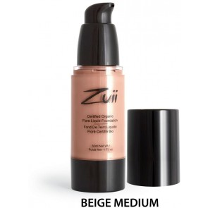 Zuii Organic - Base Líquida   Beige Medium
