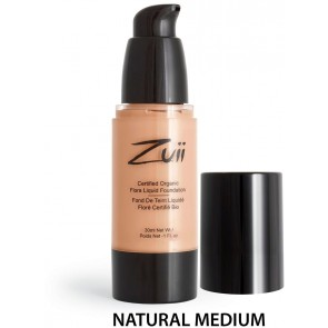 Zuii Organic - Base Líquida   Natural Medium