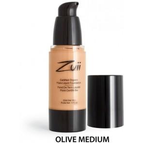 Zuii Organic - Base Líquida   Olive Medium