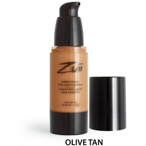 Zuii Organic - Base Líquida   Olive Tan