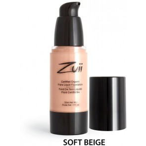 Zuii Organic - Base Líquida   Soft Beige