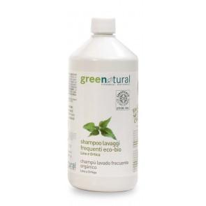 Greenatural - Champú Lavados Frecuentes