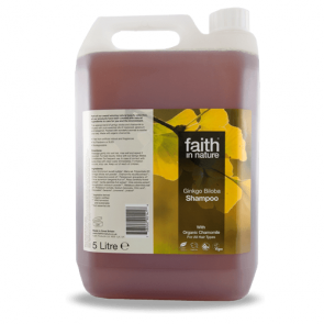 Faith in Nature - Champú de Granada&Rooibos 5L