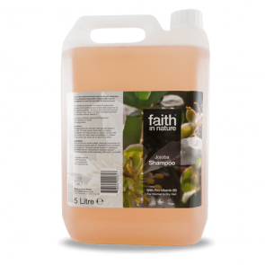 Faith in Nature - Champú de Jojoba 5L