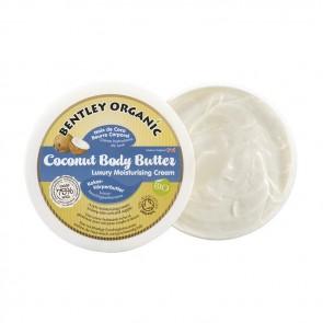 Bentley Organic Manteca Corporal de Coco