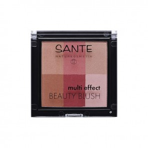 Sante - Colorete Multi Effect 6 tonos 02 Cranberry