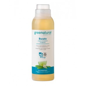 Green Natural - Detergente Para La Ropa Lavadora y a  Mano - Citricos - Eco