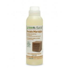 Green Natural - Detergente Para La Ropa Lavadora y a Mano - Marsella - Eco