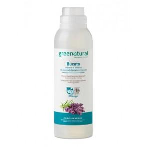 Green Natural - Detergente Para La Ropa Lavadora y a Mano Lavanda - Ecobio