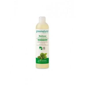 Green Natural - GN Detergente Multiuso  Recarga Menta & Eucalipto  Ecobio - 500 ml