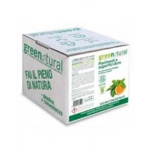 Green Natural - Suelos  Menta & Naranja - Ecobio