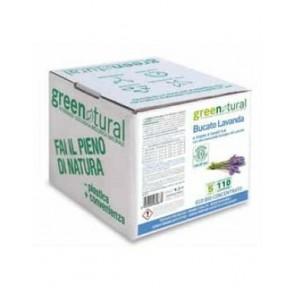 Green Natural - Detergente Ropa Mano y Lavadora - Lavanda - Ecobio