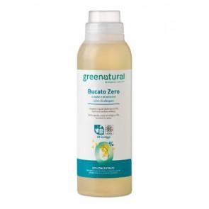 Green Natural - Detergente Para La Ropa Lavadora y a Mano Zero - Eco
