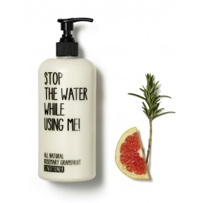 Acondicionador de Romero y Pomelo 500 ml. - Stop the Water While Using Me