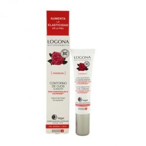 Logona -  Contorno Ojos Hidratante Rosas Bio & kalpariane