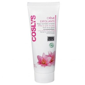 Coslys Exfoliante Facial Piel Normal-Mixta con Polvo de Arroz
