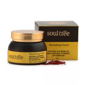 Soultree Crema Nutritiva Azafrán