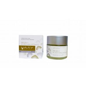 Naáy Botanicals Crema Facial Nutritiva para Pieles Maduras o Muy Secas FPS5