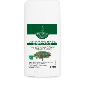 Biocenter Desodorante BIO Gel - Fresco Bosque