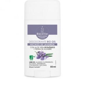 Biocenter Desodorante BIO Gel - Hechizo de Lavanda