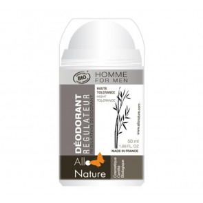 Allo Nature - Desodorante de Alumbre Regulador For Men