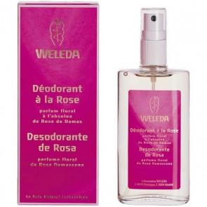 Desodorante de Rosa - Weleda