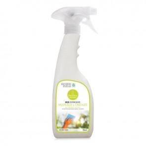 Biocenter Eco Detergente Multiusos y Cristales con Oxígeno Activo