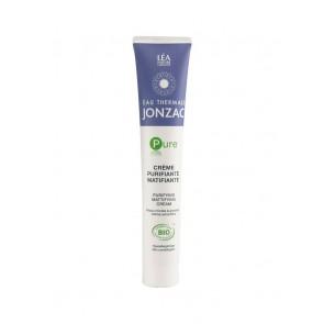 Jonzac - Pure Crema Purificante Matificante Pieles Mixtas y Grasas