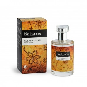 Bio Happy Eau de Toilette Golden Dream formato elegance