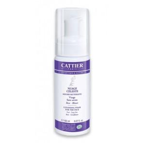 Espuma Limpiadora Facial Sin Jabón - Cattier