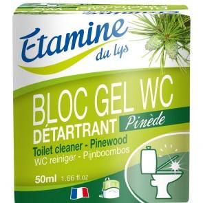 Etamine du Lys Gel Desinfectante Inodoro Bloque