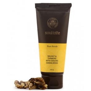 Soultree Exfoliante Facial Ayurveda