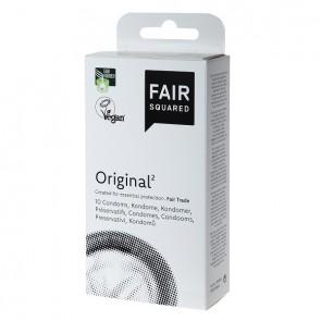 Fair Squared Preservativos Lubricados Original