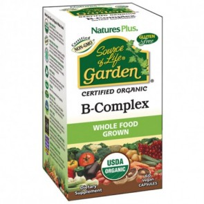 Nature's Plus Garden B-Complex