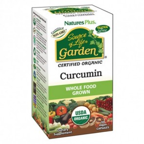Nature's Plus Garden Curcuma 400 Mg
