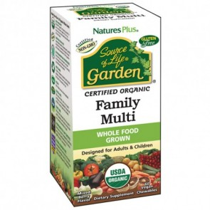 Nature's Plus Garden Family Multi