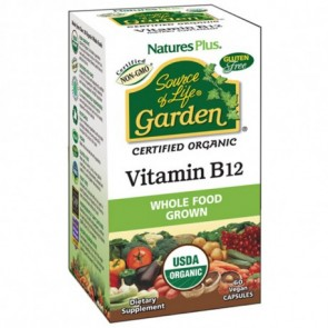 Nature's Plus Garden Vitamina B12