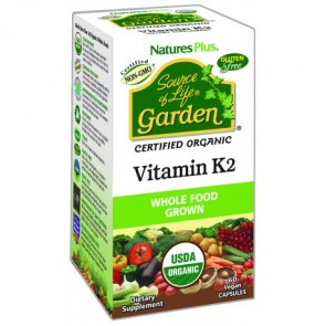 Nature's Plus Garden Vitamina K2